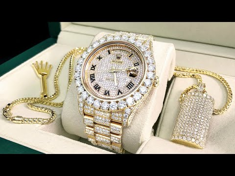 Diamond Watches – To Bling or Not to Bling? - YouTu