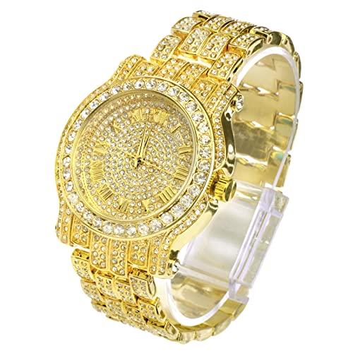 Mens Diamond Watches: Amazon.c