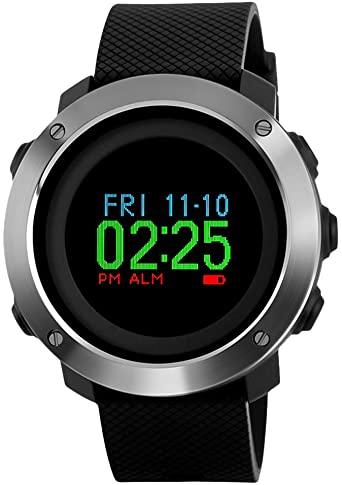 Amazon.com: SKMEI Digital Watch, Waterproof Military Watch with .