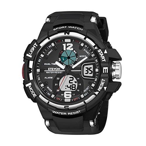 Top 40 Best Digital Watches For Men - Modern Display Timepiec