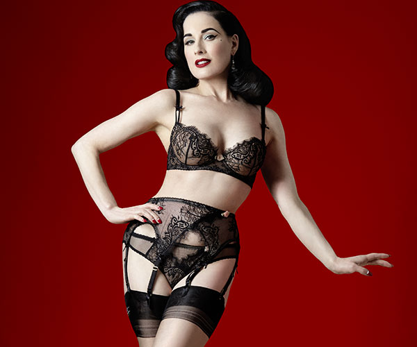 A Little Bit of Dita is All I Need . . . Dita Von Teese Live .