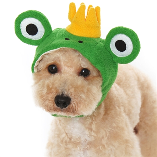 Prince Dog Hat from BowWowsBest.com, Dog caps, hats and visors .