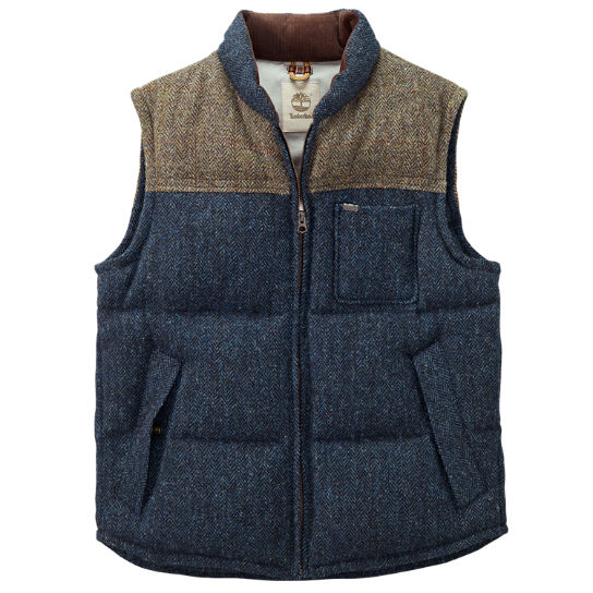 Men's Bolton Mountain Down Vest | Timberland US Sto