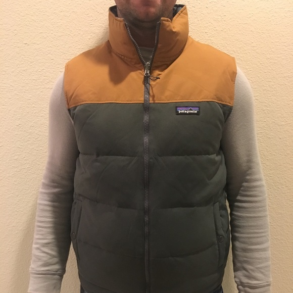 Patagonia Jackets & Coats | Ms Reversible Bivy Down Vest | Poshma