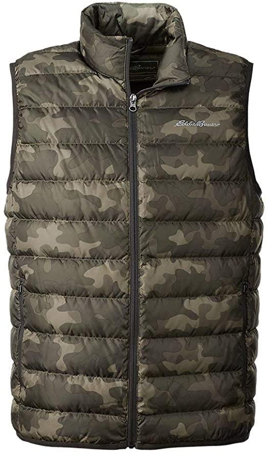 Eddie Bauer Men's CirrusLite Down Vest at Amazon Men's Clothing sto