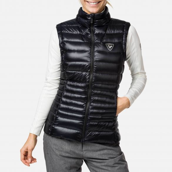Rossignol Women's Light Down Vest | Light Jacket Black | Rossign