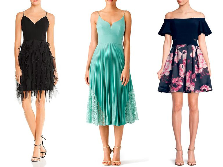 32 Cocktail Dresses to Wear to All Your Weddings This Seas