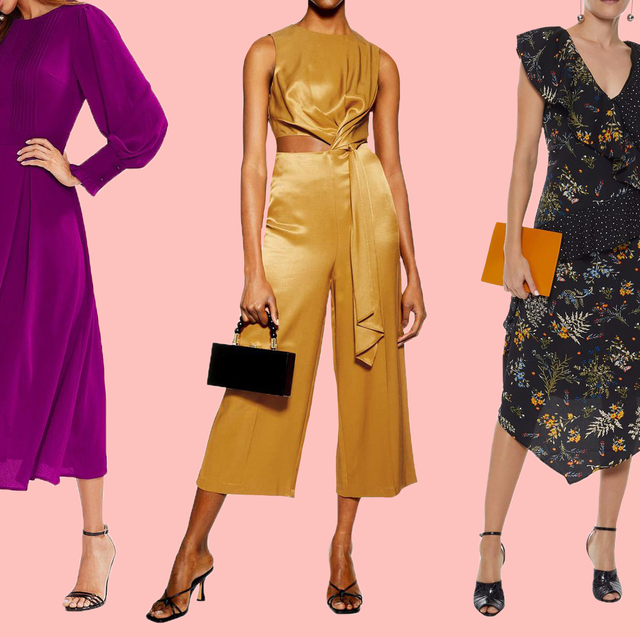 15 Fall Wedding Guest Dresses - What to Wear to a Fall Weddi