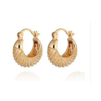 Fashion New 2017 Latest Gold Plating Earring Designs Dubai Gold .