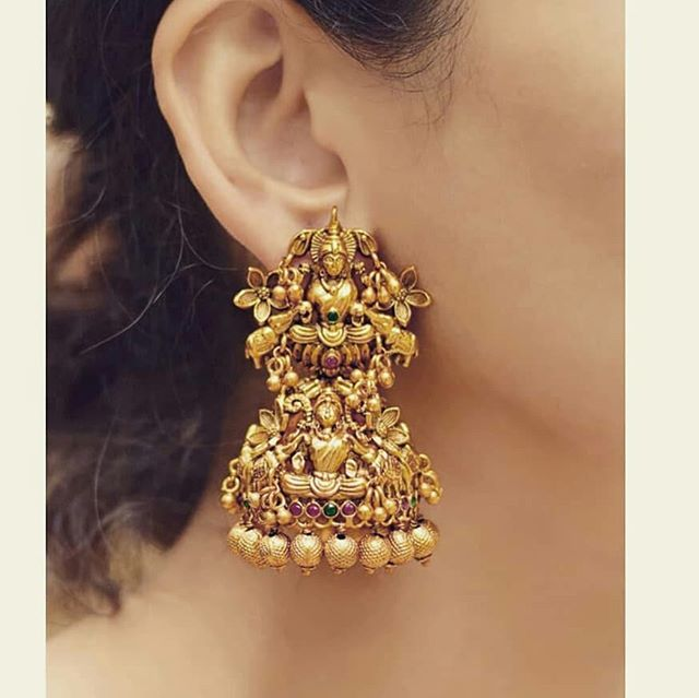 21 Best Wedding Earring Designs For Brides!   Indian jewelry .
