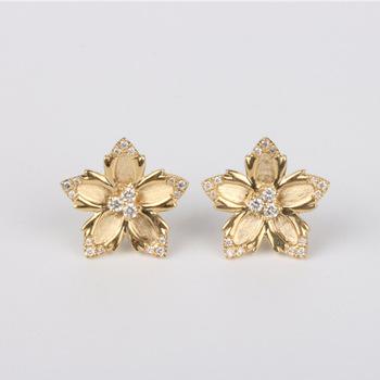 Hot Selling Fashion Earring Designs New Model Earrings Sun Micro .