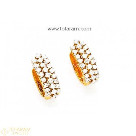 Diamond Earrings for Women | Diamond earrings for women, Women's .