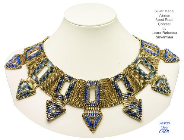 Jewelry Making Article - Style Snapshot: Egyptian Jewelry .