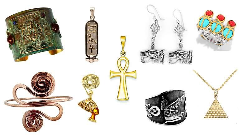 11 Best Egyptian Jewelry Designs   Heavy.c