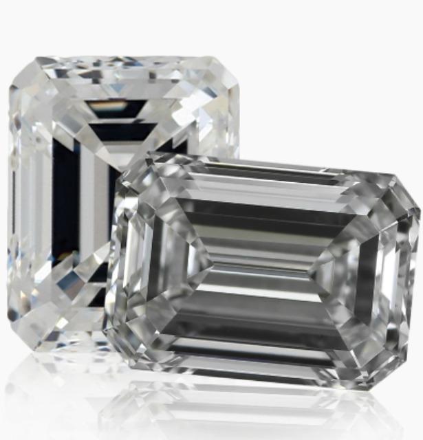 Emerald Cut Diamonds: Everything to Know | Diamond Sha