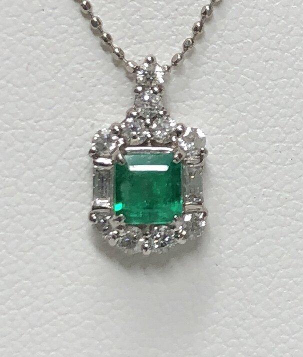 Emerald - Necklaces, Earrings & Bracelets — Trillion Jewe