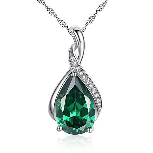 Emerald Necklace: Amazon.c
