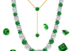 Buy Emerald Necklaces onli