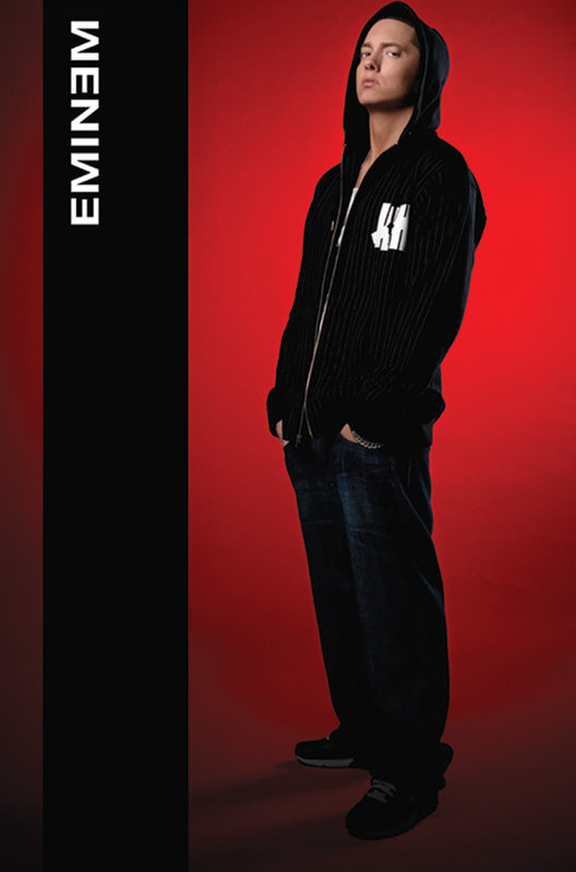 Eminem - hoodie Poster | Sold at Abposters.c