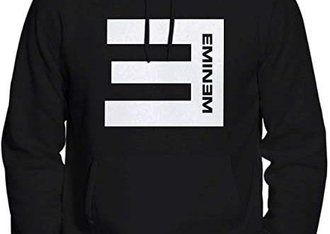 Amazon.com: Eminem Hoodie Pullover Unisex Sweatshirt FW: Clothi