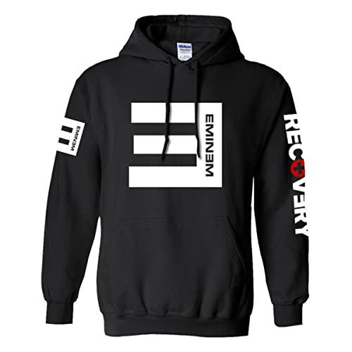 Eminem Black Hoodies: Amazon.c