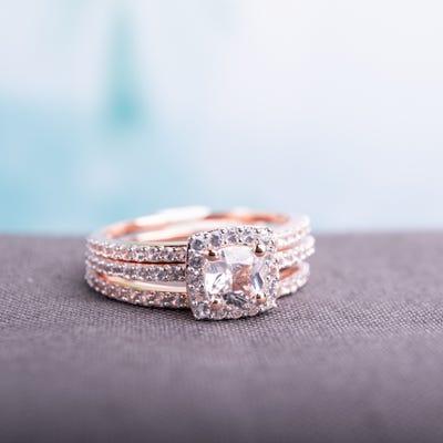 Buy Bridal Sets Online at Overstock | Our Best Wedding Ring Set Dea