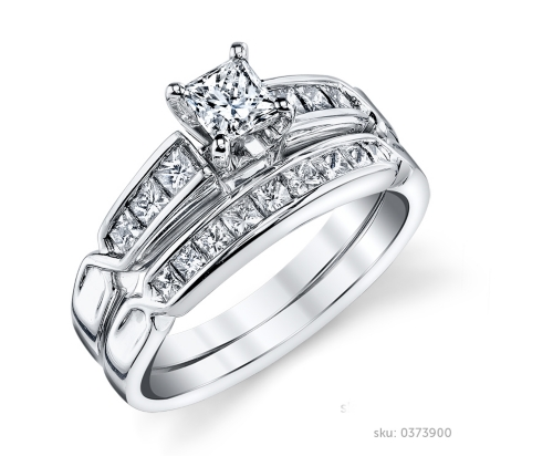 Wedding Ring Sets - Combine Your Engagement Ring & Wedding Ri