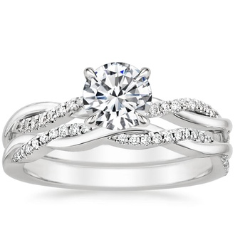 Bridal Sets & Wedding Ring Sets | Brilliant Ear
