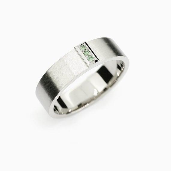Man Wedding ring wedding ring men engagement rings for men   Et