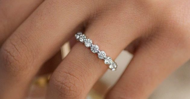Everything You Need to Know About Eternity Rings – Jewelry Gui