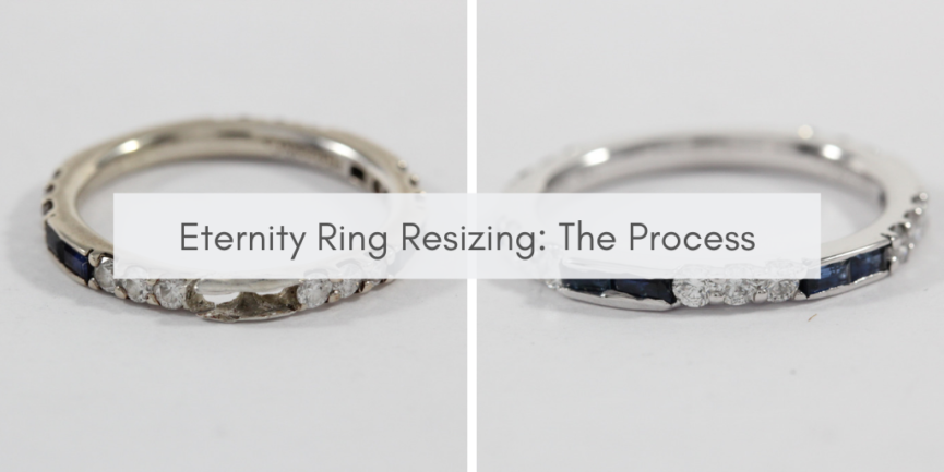 Eternity Ring Resizing: The Proce
