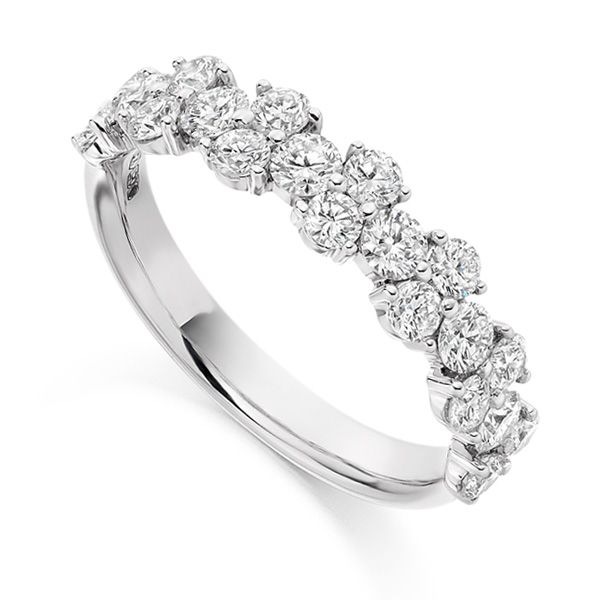 Het1911 - ghr005 in 2020 | Eternity ring diamond, Eternity ring .