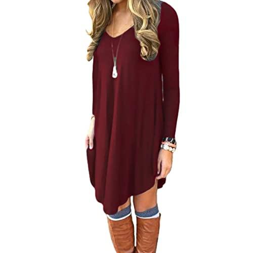 Women's Fall Dresses: Amazon.c