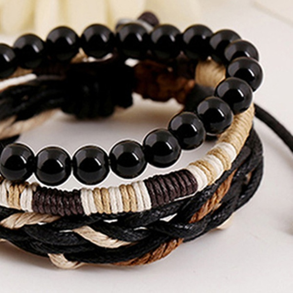 Up to 70% Off Men's Fashion Bracelets from CabanyCo | Group