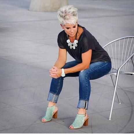 Beauty in 2020 | Over 50 womens fashion, Clothes for women over 50 .