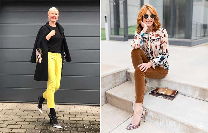 Fashion For Women Over 50 – Style Guide And Wardrobe Ti