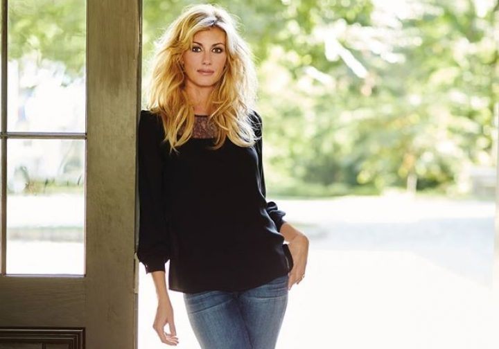Style Tips for Women over 50: Faith Hill and Bullet Blues American .