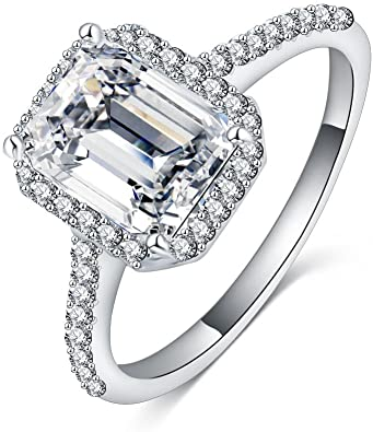 Amazon.com: LuckyWeng New Exquisite Fashion Jewelry Platinum .