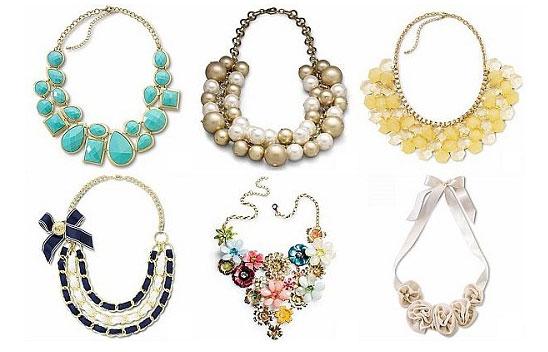 New Ideas How To Wear Fashion Necklaces - StyleSkier.c