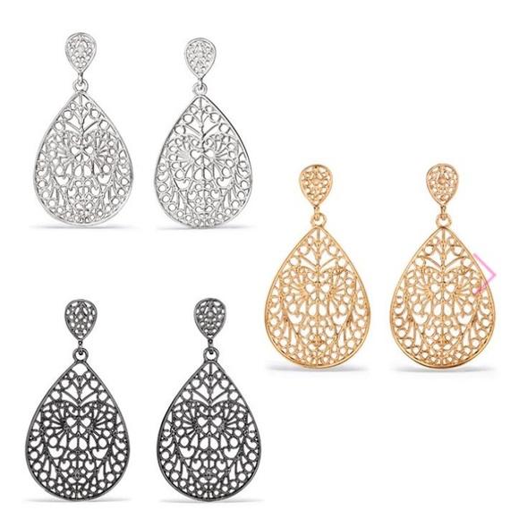 Avon Jewelry | Fashion Filigree Earrings | Poshma