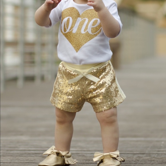 Other | Baby Girl 1st Birthday Outfit Size 612 Months | Poshma