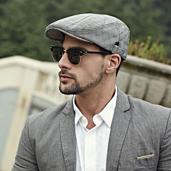 Why Every Fashionable Man Needs A Flat Cap | House Of Cava