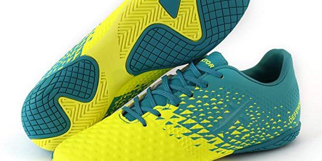 Amazon.com | Vector X Football Shoes Flat Indoor Court Astro Turf .