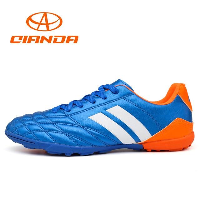 alphamerchnet.comQIANDA Men Football Shoes Outdoor Cleats AG Turf .