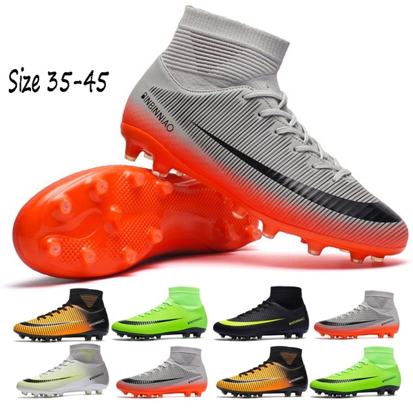 New Arrival Soccer Shoes Football Shoes Men Sneakers Outdoor Long .