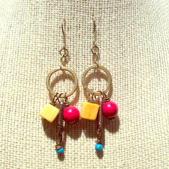 handmade Jewelry | Funky Earrings | Poshma