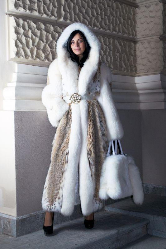 Designer Fur Coats Marc Kaufman Fu