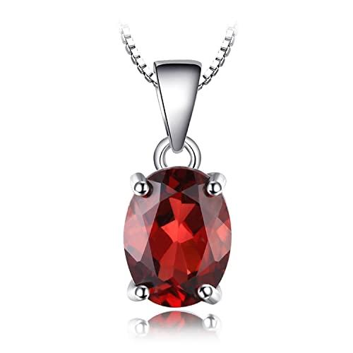 Red Garnet Necklace: Amazon.c