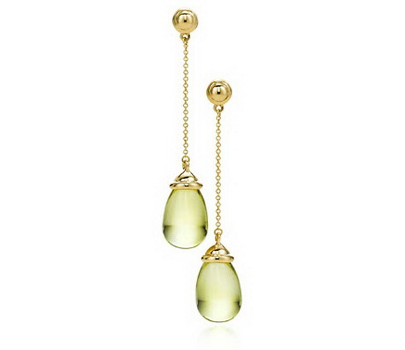 Tiffanys Colored Gemstone Earrings for Women_09 - Stylish E