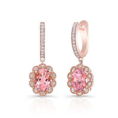 Buy Tourmaline Gemstone Earrings Online at Overstock | Our Best .